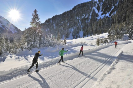 Snow-wise - Our complete guide to St Anton, Austria - St Anton for cross country skiers
