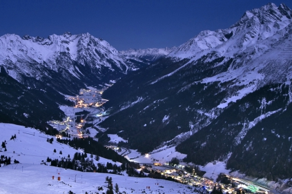 Snow-wise - Our complete guide to St Anton, Austria - St Anton, the resort