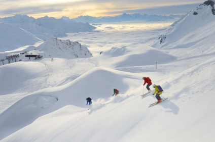 Snow-wise - Our complete guide to St Anton, Austria - St Anton's ski area