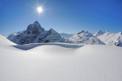 Snow-wise - Our complete guide to St Anton, Austria - St Anton's snow record
