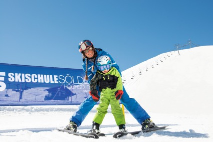 Snow-wise - Our complete guide to Sölden, Austria - Sölden for beginners