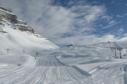 Madonna di Campiglio, Italy – Snow-wise - Weather & snow update, 4 January 2021