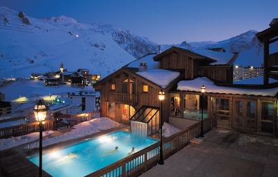 Hotel Village Montana ****, Tignes, France