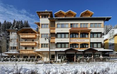 Hotel Crozzon ***, Madonna di Campiglio, Italy