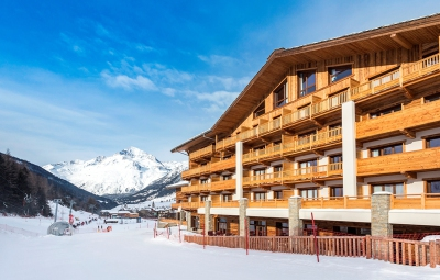 Hotel Saint Charles ****, Val Cenis, France