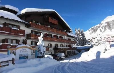 Hotel Evaldo ****, Arabba, Italy
