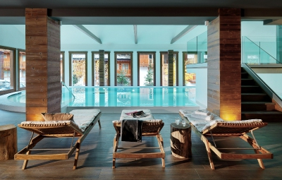 Montana Lodge & Spa ****, La Thuile, Italy