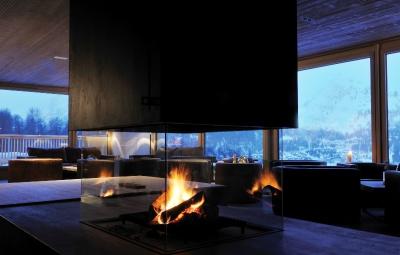 Nira Alpina ****, St Moritz, Switzerland