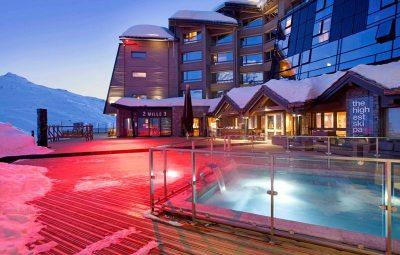 Hotel Altapura *****, Val Thorens, France