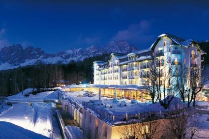 Cristallo Resort & Spa, Cortina d'Ampezzo, Italy