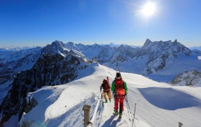 Chamonix, France - Best ski resorts for experts