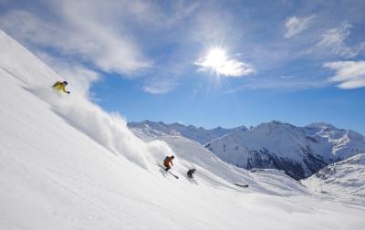 St Anton, Austria - Best ski resorts for experts