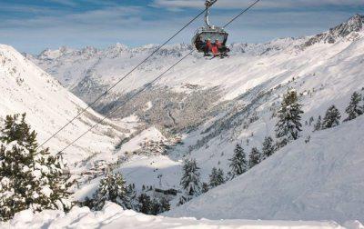 Obergurgl, Austria - Best ski resorts for snow reliability