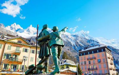Chamonix, France - Best ski resorts for short ski breaks