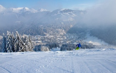 Morzine, France - Best ski resorts for short ski breaks