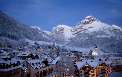 Engelberg, Switzerland - Best ski resorts for short ski breaks
