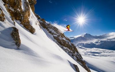 Val d'Isère/Tignes, France - Best ski resorts for experts
