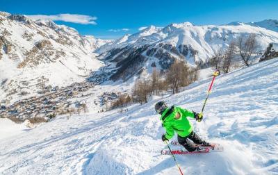 Val d'Isère/Tignes, France - Best ski resorts for snow reliability