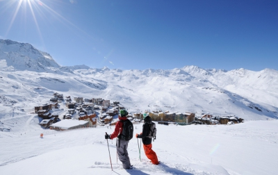 Val Thorens, France - Best ski resorts for snow reliability