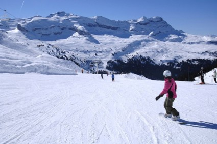 Snow-wise - Our blog - Could Flaine be the perfect ski weekend resort?