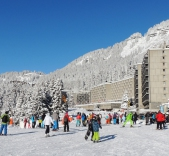 Could Flaine be the perfect ski weekend resort?