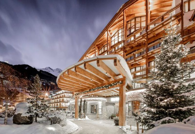 Best ski hotels for contemporary luxury