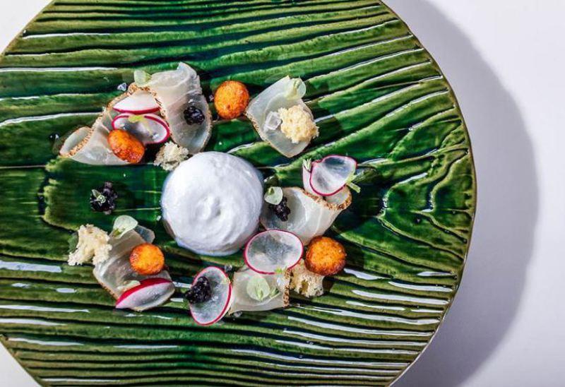 Best ski hotels for fabulous food