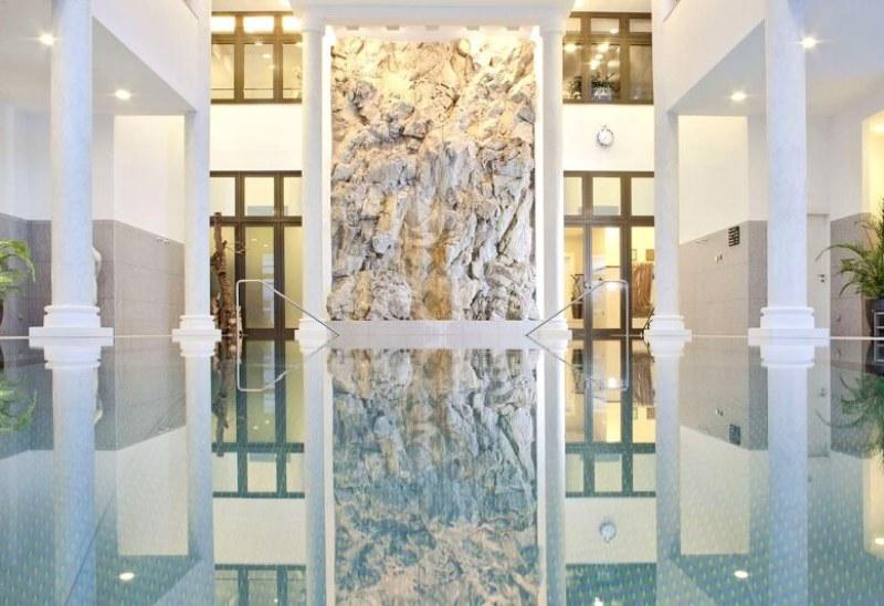 Best ski hotels for sumptuous spas