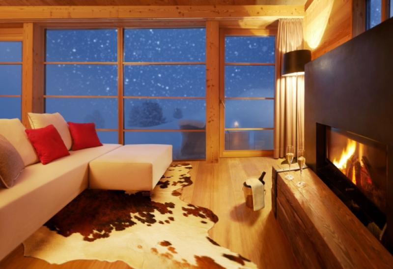 Best ski hotels for romantic retreats