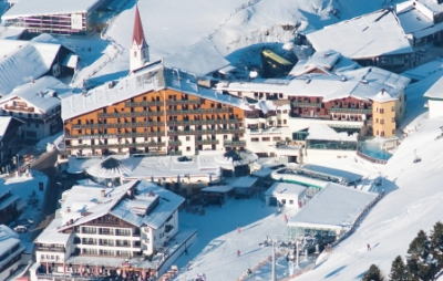 Hotel Edelweiss & Gurgl ****, Obergurgl, Austria