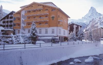 Hotel Perren ***s, Zermatt, Switzerland