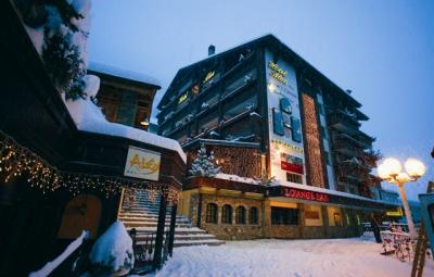 Hotel Alex ****, Zermatt, Switzerland